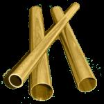 труба бронзова